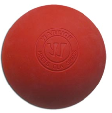 Warrior lacrosse ball