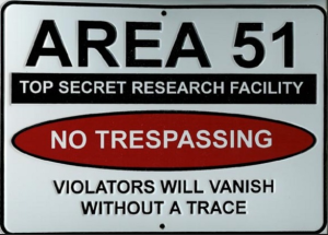 Coach Hacker Area 51 Top Secret