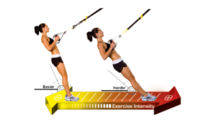 Suspension Training Angles