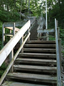 Staircase Interval Training