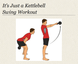 Kettlebell Swings