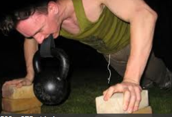 Kettleball Extreme Training