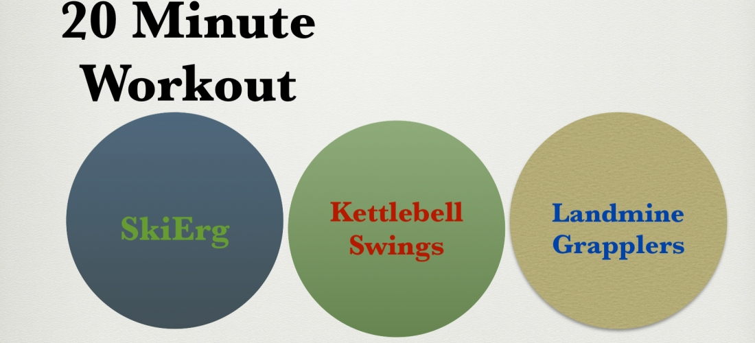 20 Minute Home Gym Workout
